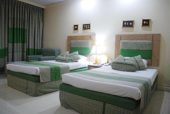 Hotel Agrabad: Me & my brother's room