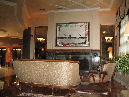 Grand Hotel Pomorie : Lobby view1