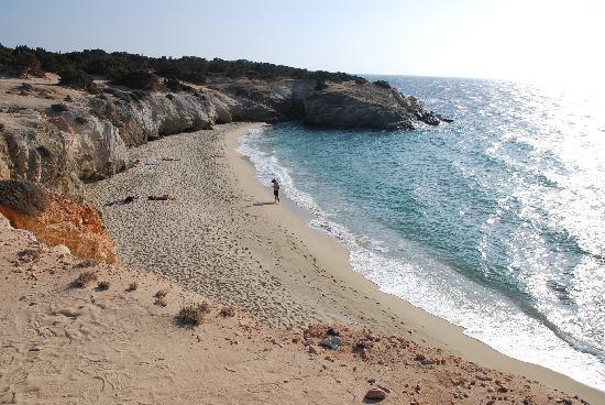 Faros Villa: Alyko beach