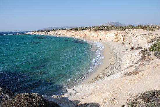 Faros Villa : another view of Alyko beach