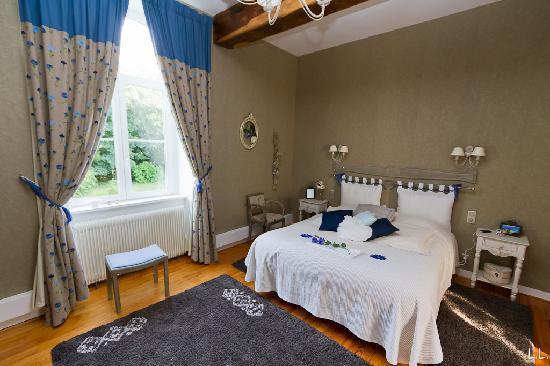 Fontenermont, France: Chambre