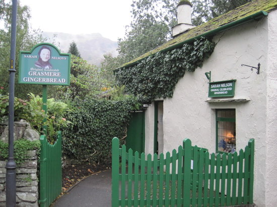 The Grasmere Gingerbread Shop (Sarah Nelson's): Grasmere Gingerbread