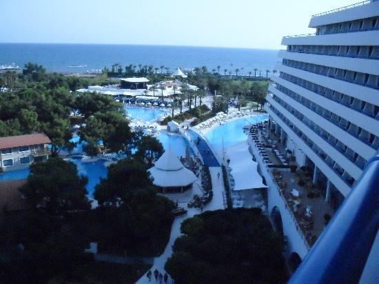 Titanic Beach Lara Hotel : view of the full complex