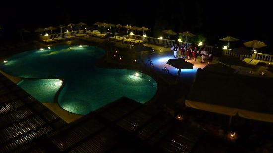 Mayor La Grotta Verde Grand Resort: The Greek night