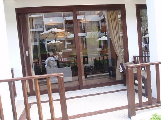 Maryoo Samui Hotel: pool access room