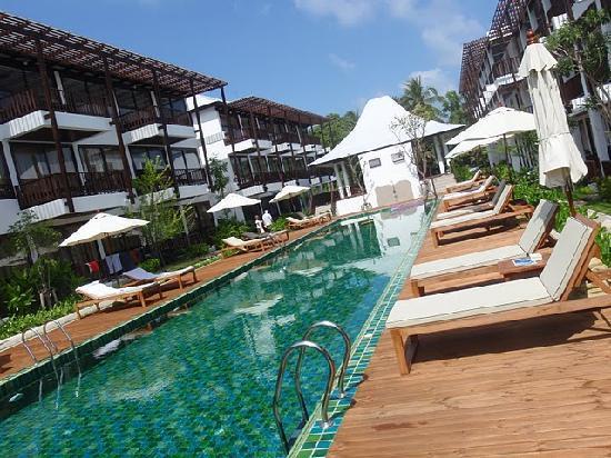 Maryoo Samui Hotel: pool