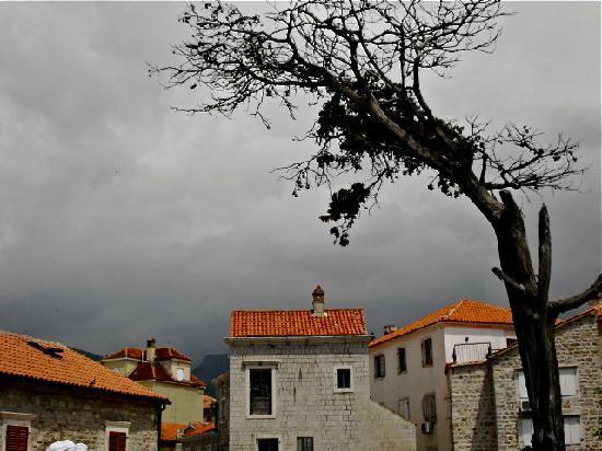 Budva, Montenegro: old town