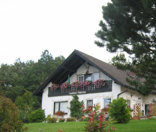 Landhaus Hubertus: El hotel