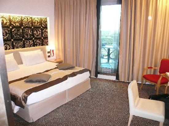 Antony Palace Hotel: Zimmeransicht 1