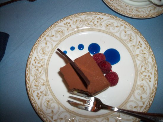 The Inn at Erlowest Restaurant : Dessert
