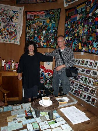 Kim Sacks Gallery: In the Gallery