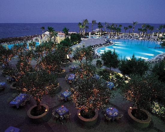Hilton Malta : Gazebo Restaurant (Summer only)