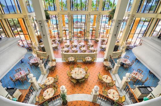Hilton Malta : Oceana Restaurant