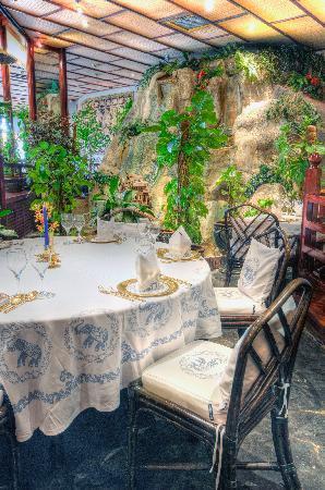 Hilton Malta : Blue Elephant Restaurant