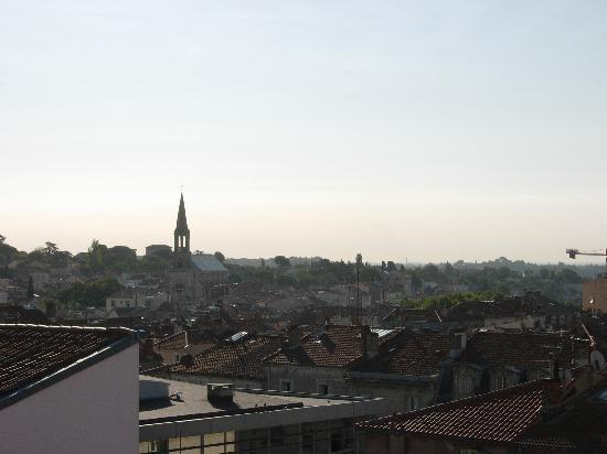 Hotel Alma : Rooftop view