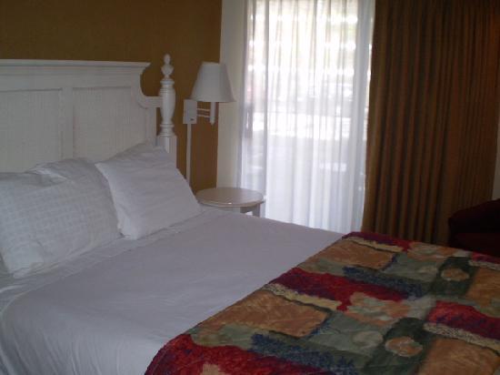 Weathervane Terrace Inn and Suites : Blissful sleep here