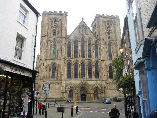 Ripon Cathedral, Ripon N. Yorkshire
