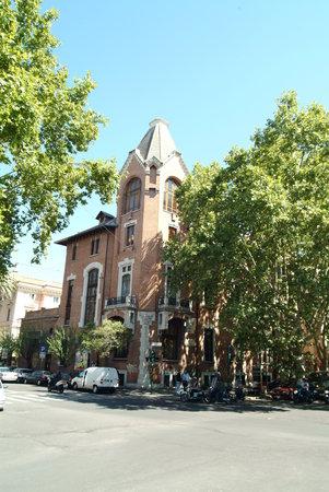 Residenza Villa Marignoli : Il residence
