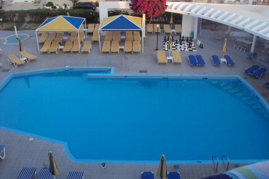 Cleopatra Hotels Kris Mari: Pool