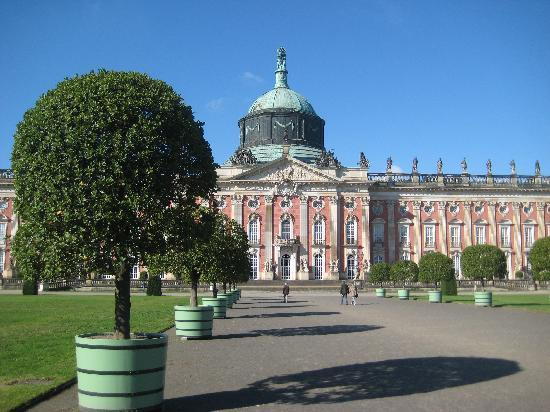 Potsdam, Germany: Neues Palais