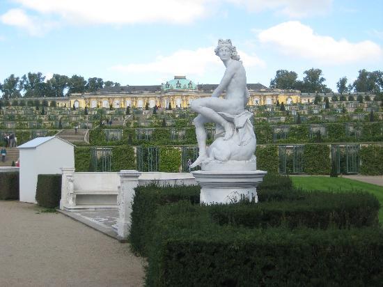 Potsdam, Jerman: Sanssouci