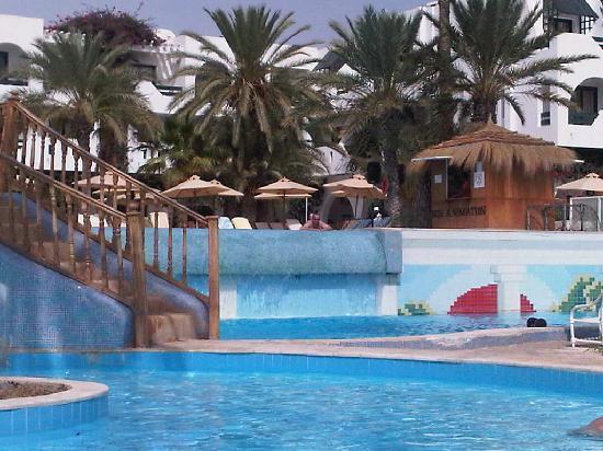 Seabel Aladin Djerba: la piscine