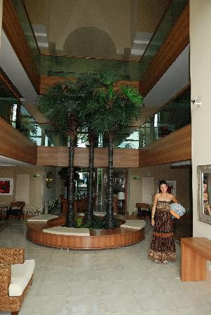 Ambassador Plaza Hotel : Lobby