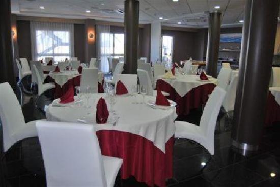 Hotel Cuatro Hermanas: Restaurante