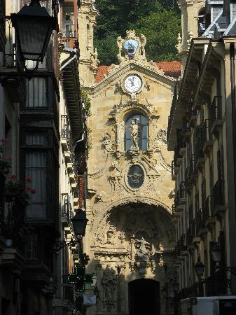 Adore Plaza: Santa Maria -- in the Old City