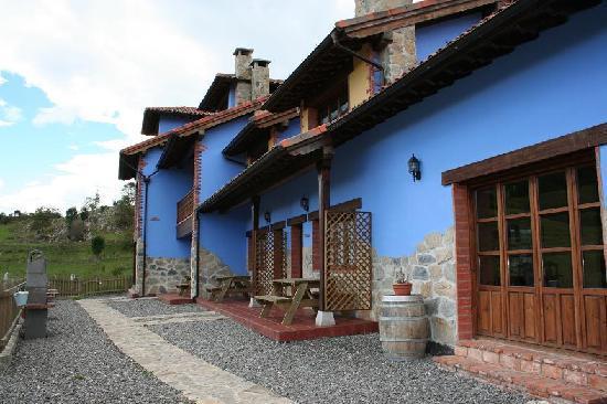 Balcon del Marques: Casas