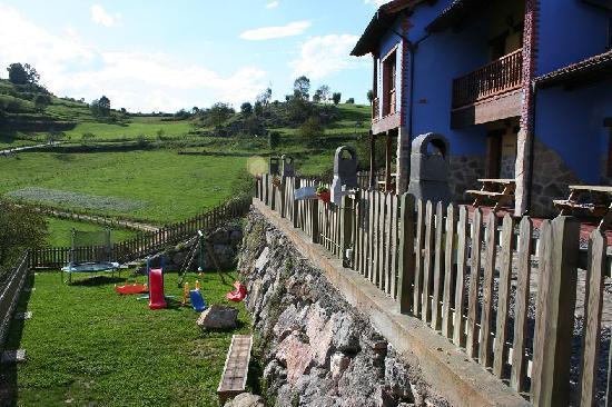 Balcon del Marques: Zona infantil