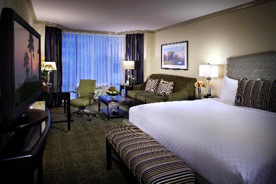 Crowne Plaza Costa Mesa Orange County: Our newly remodeled and elegantly appointed guestrooms offer our guests a perfect retreat from t