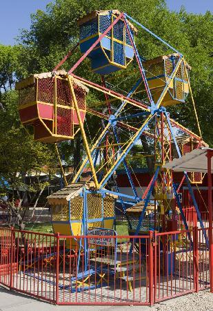 Kiddie Park : The Baby-Eli Ferris Wheel