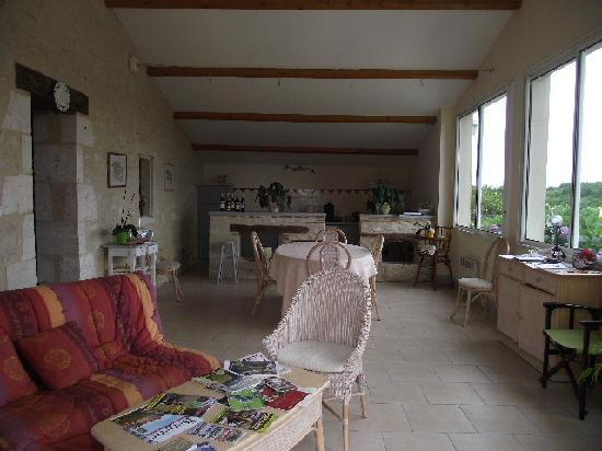 Clos de Peyre : Dining room and Lounge