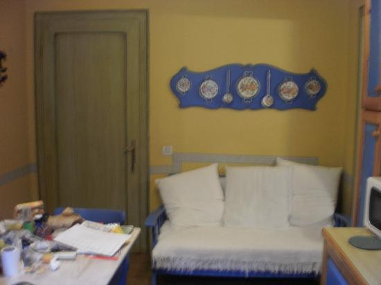 Casa Pozza Tiziano : divano