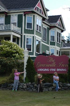 Greenville Inn at Moosehead Lake: Great Inn!