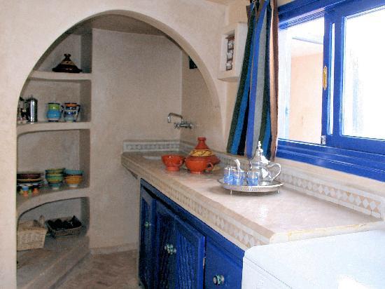 Chez Rebecca : Kitchen