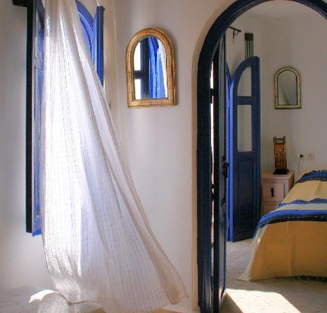 Chez Rebecca : Bedroom