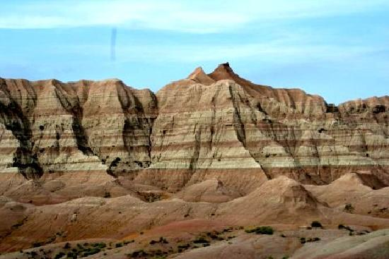 Parque Nacional Badlands, Dakota del Sur: Badlands NP 2009