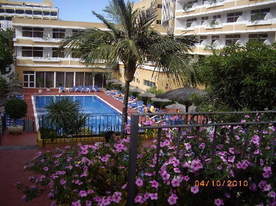 M s vistas picture of hotasa puerto resort canarife - Hotel canarife palace puerto de la cruz ...