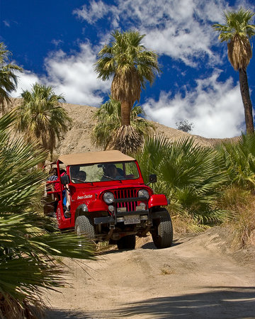 Desert Adventures Red Jeep Tours & Events