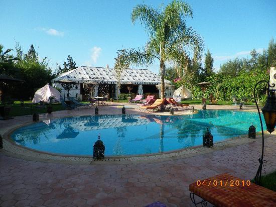 Villa Riadana : La magnifique piscine