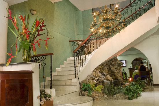 Hotel Florida: Hall - Entrada