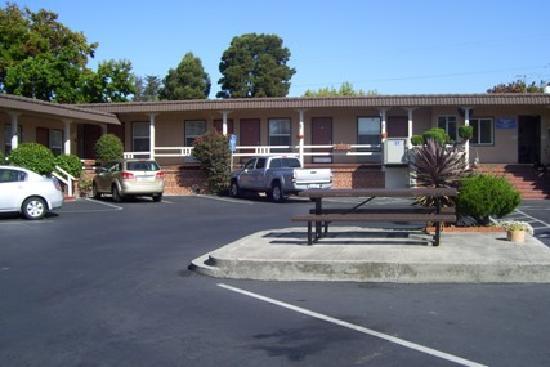 Berkeley Rodeway Inn: Hotel