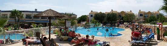 Aparthotel Paradise Club & Spa : Top Pool