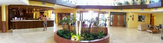 Aparthotel Paradise Club & Spa : Lobby & Reception