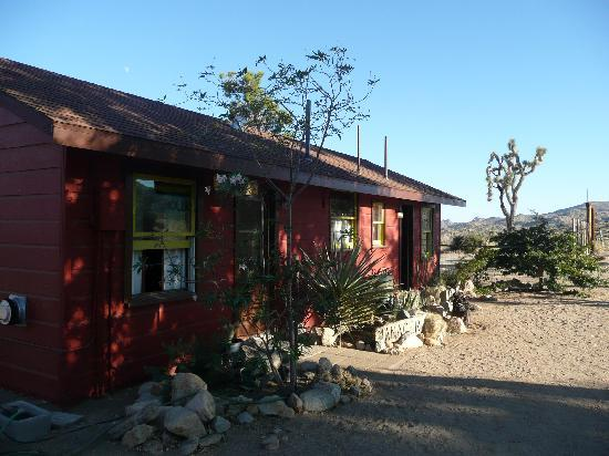 Rimrock Ranch: two of the four cabins