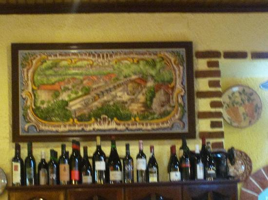 Restaurante Dom Pipas: Great picture of Sintra
