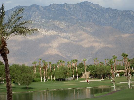 Palm Springs, Kalifornien: Morning Shadows