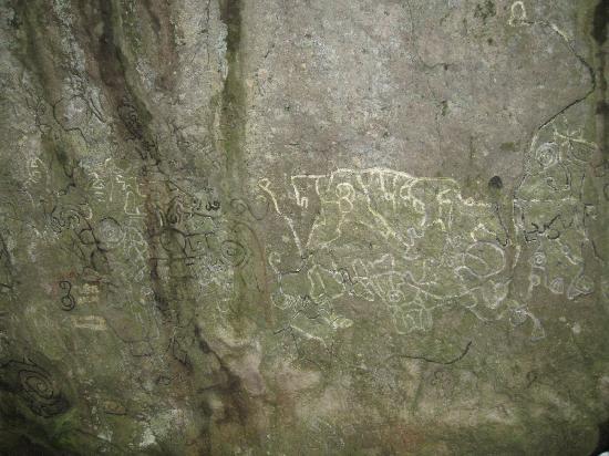 La Piedra Pintada : Piedra Pintada 01